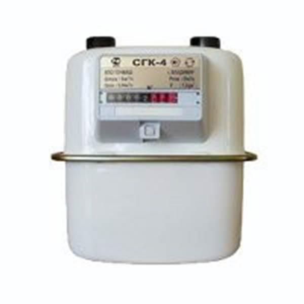 Счётчик газа СГК-4 лев.