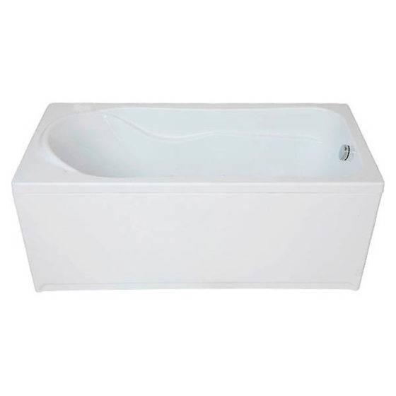 Ванна BAS MALTA 17075+экран