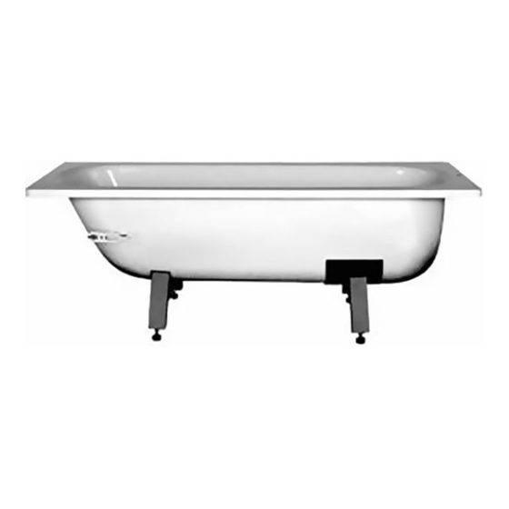 Ванна стальная DONNA 1050650 барм