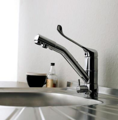с питьевой водой