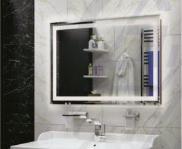 novosti - Зеркала с подогревом и сенсорным выключателем.