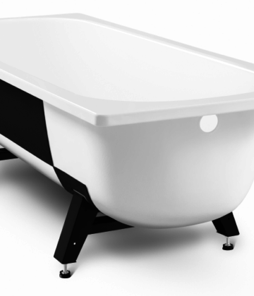 ванна стальная TEVRO